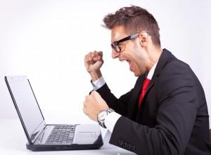 Najrýchlejšie je vybavovanie cez internet